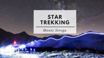 Escursione notturna sul Monte Strega