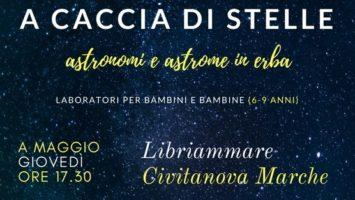 A Caccia di Stelle: astronome e astronomi in erba
