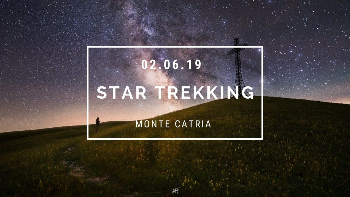 Star Trekking Monte Catria