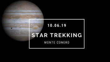Star Trekking al Conero: Giove in opposizione