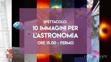 10 immagini per l'astronomia