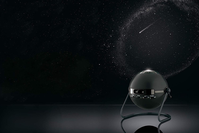 Star Theater. Planetario portatile da camera