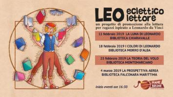 Leo, eclettico lettore