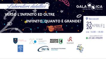 Laboratori Galassica: Verso l'infinito ed oltre