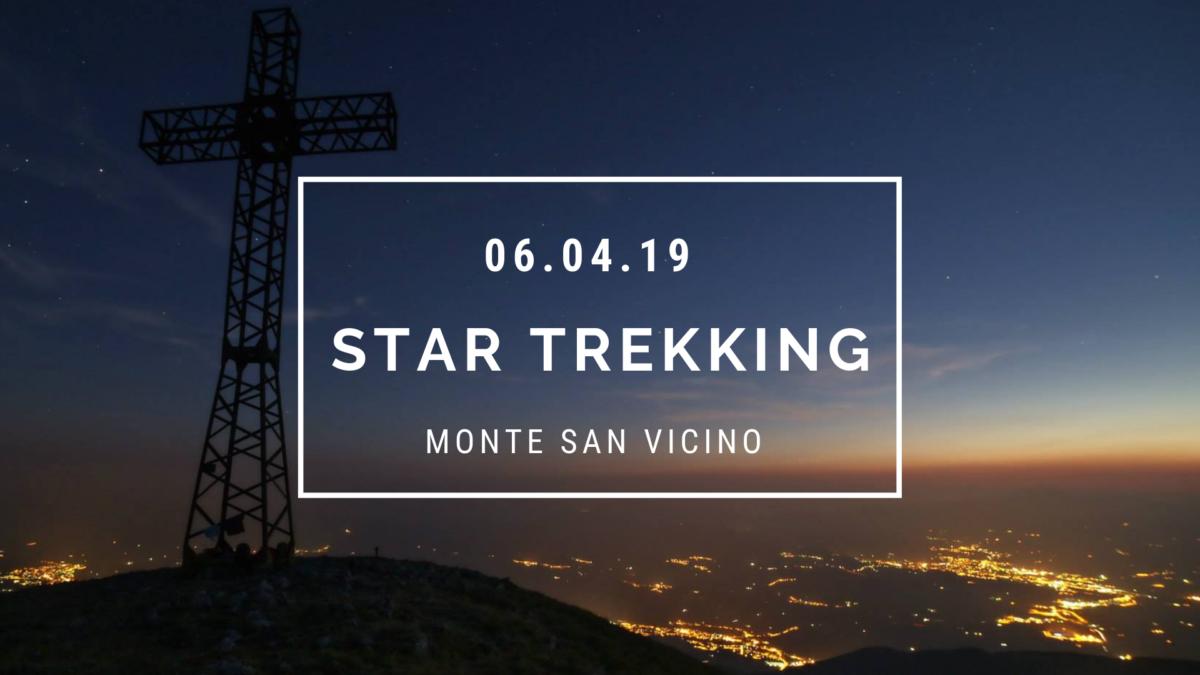 Star Trekking Monte San Vicino