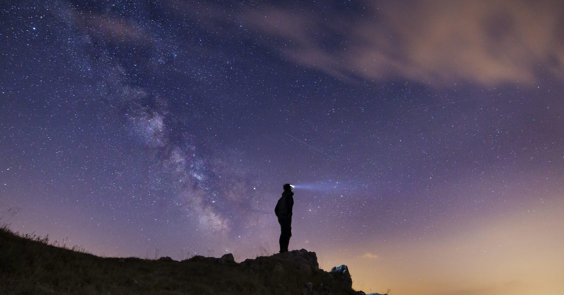 Come fotografare la Via Lattea