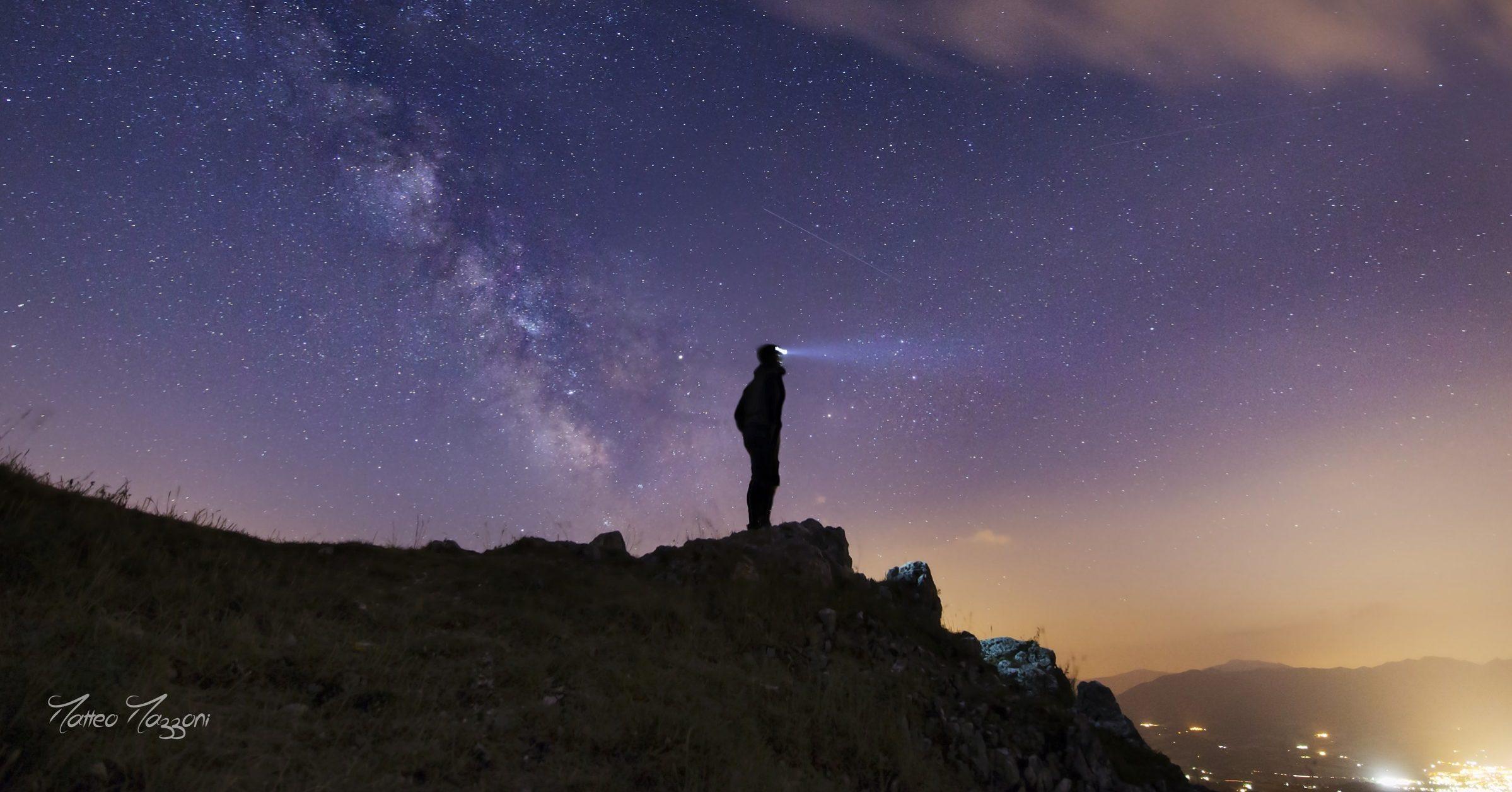 Consigli per fotografare la Via Lattea