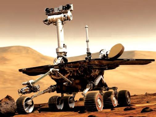 rover della Nasa mandato su Marte