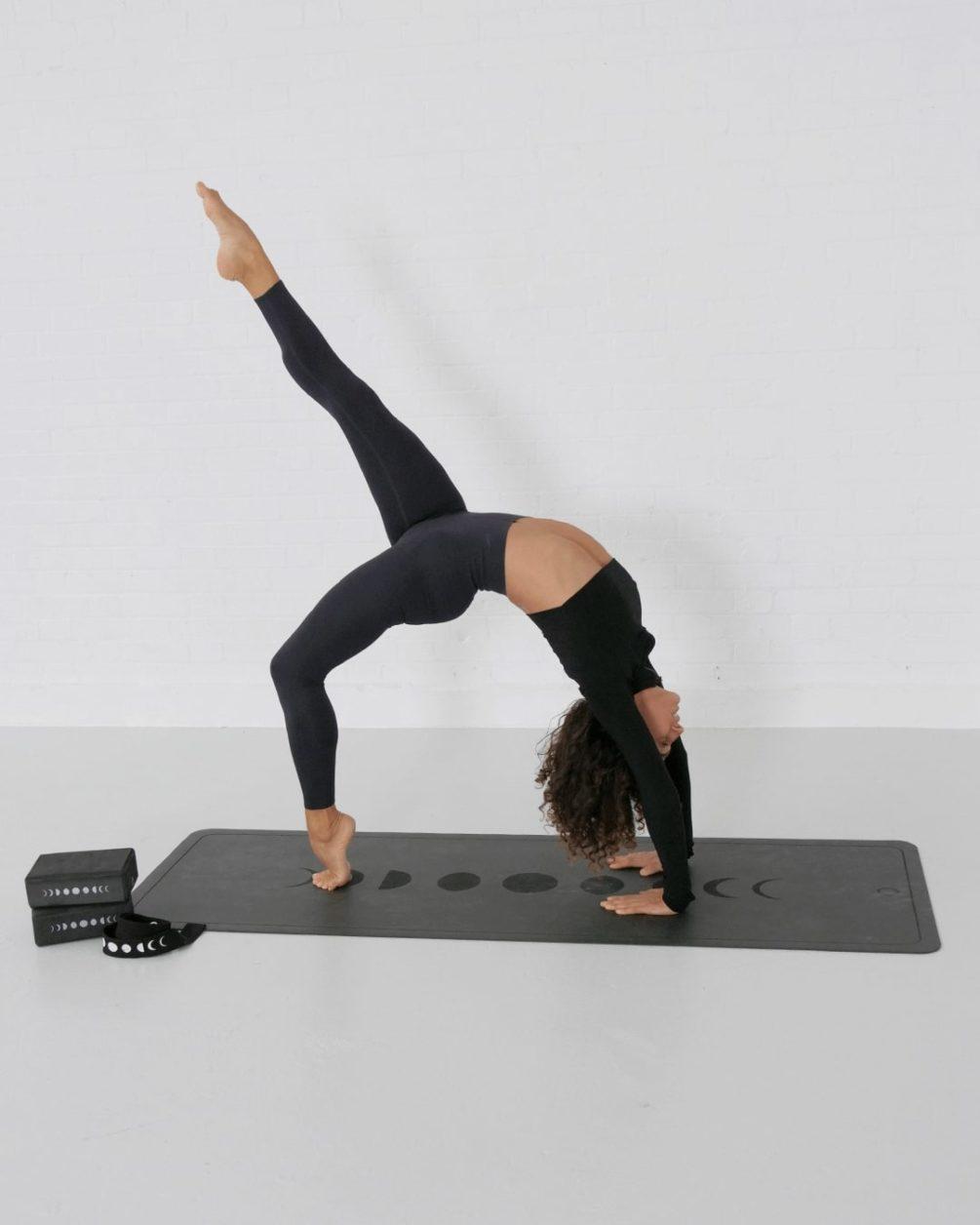 Tappetino Yoga fasi lunari